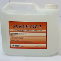AMEGEL Advanced Hand Sanitizer Gel (5L with dispenser )